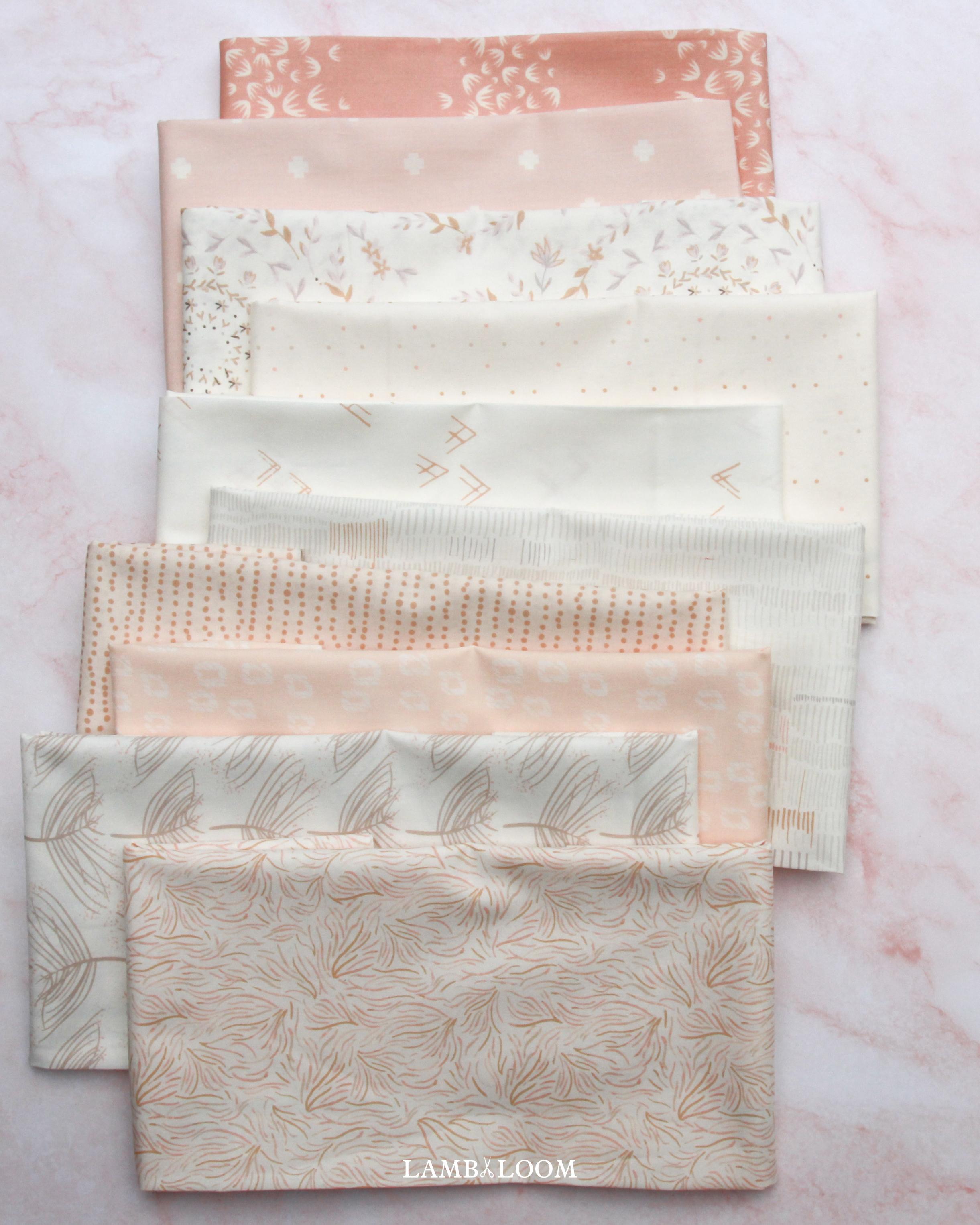 Eidelweiss Ballerina designed by Amy Sinibaldi for Art Gallery Fabrics