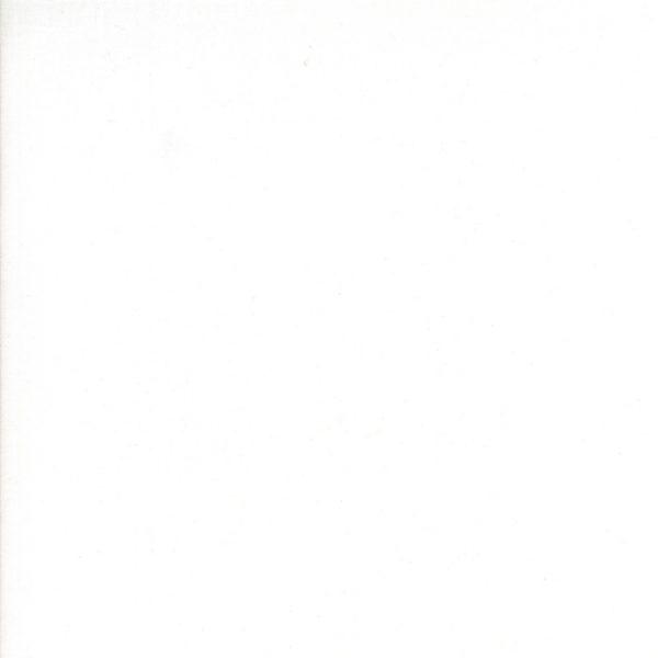 bleached white pfd moda bella solids