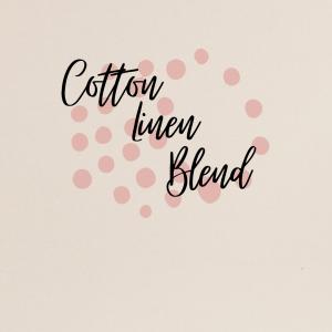 Cotton Linen blend